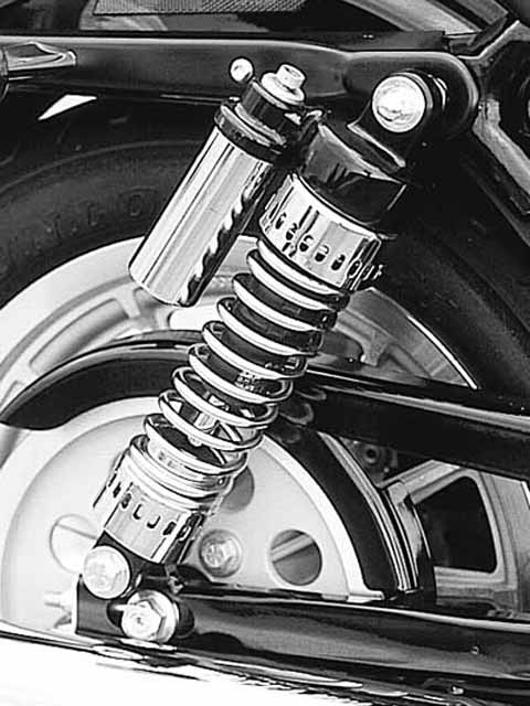 Motorcycle Road Test: Harley-Davidson XL1200S Sportster