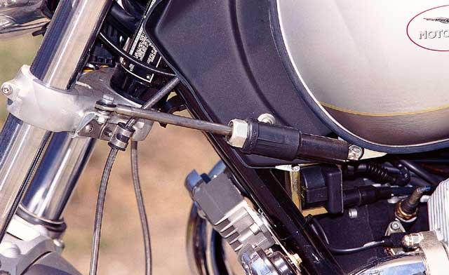 Motorcycle Test: Moto Guzzi California Aluminum Special