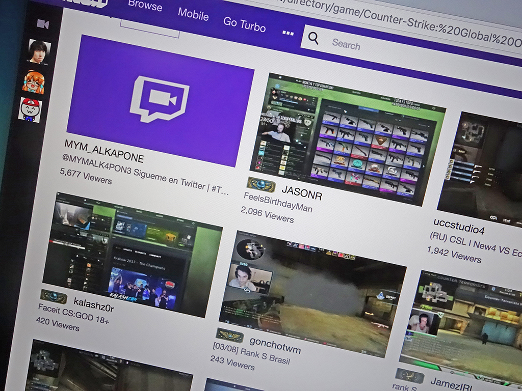The best setup to live stream your video games