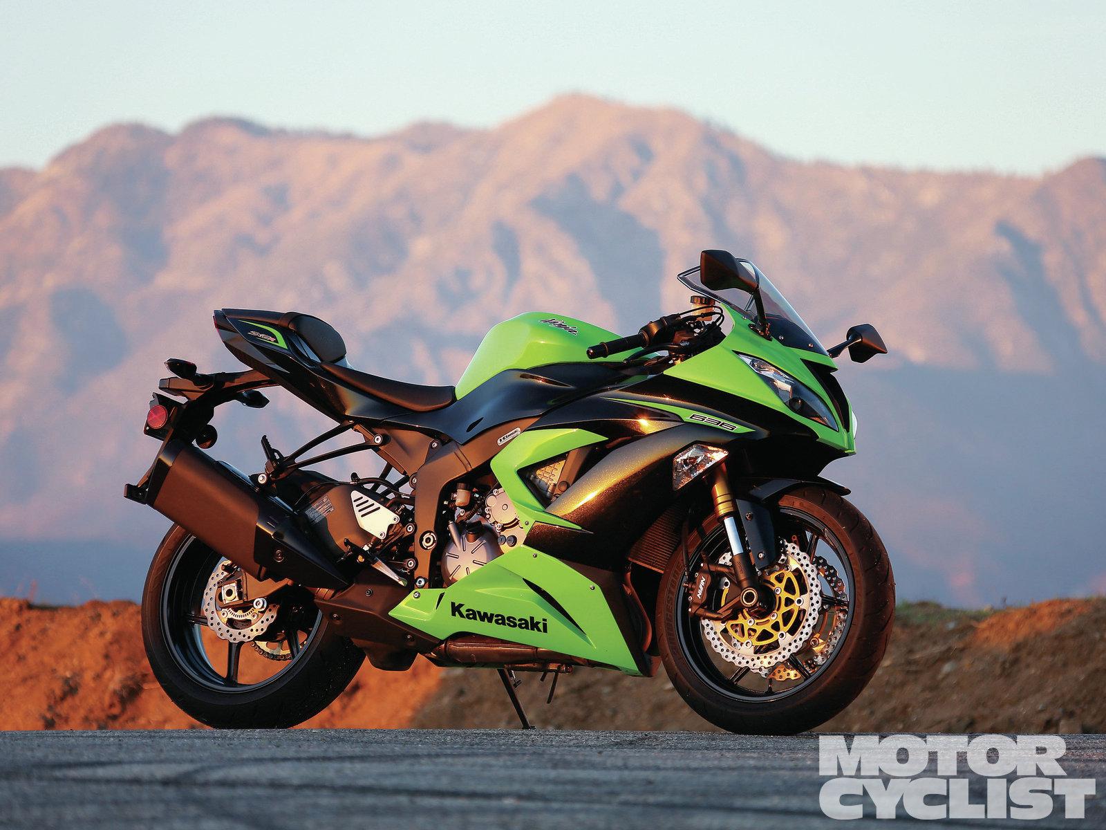 2013 Kawasaki Ninja Zx 6r Review 2013 Zx 6r 636cc Road