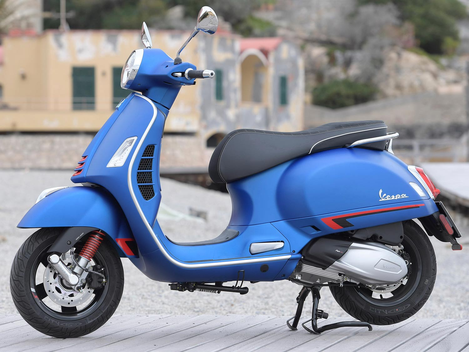 2019 Vespa 300 Gts First Ride Cycle World