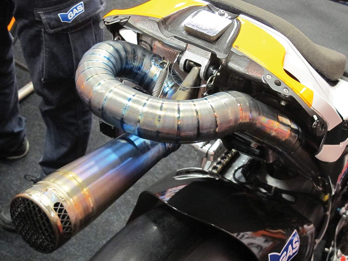 Tech: All About Exhaust Systems | Motorcyclist