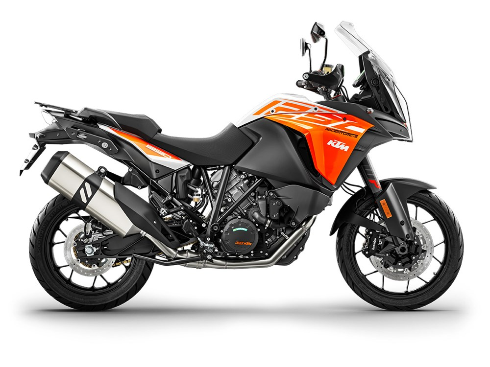 The 2017 Ktm Super Adventure Is Refreshed With Three New Models Cycle World