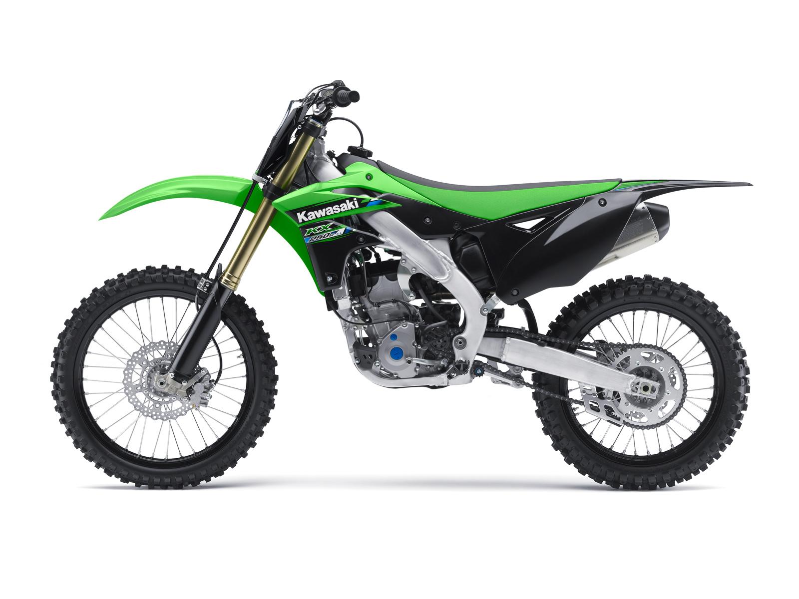 2013 Kawasaki Motocross Bikes First Look Dirt Rider