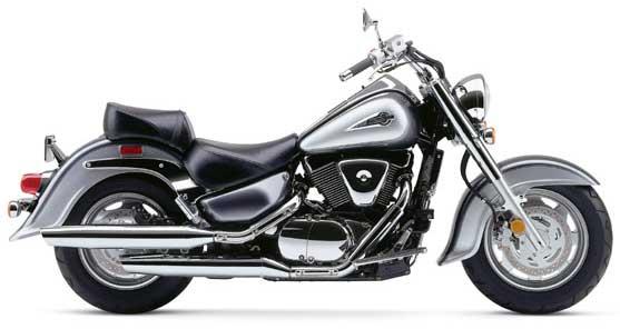Motorcycle Road Test Suzuki Intruder 1500 LC Motorcycle