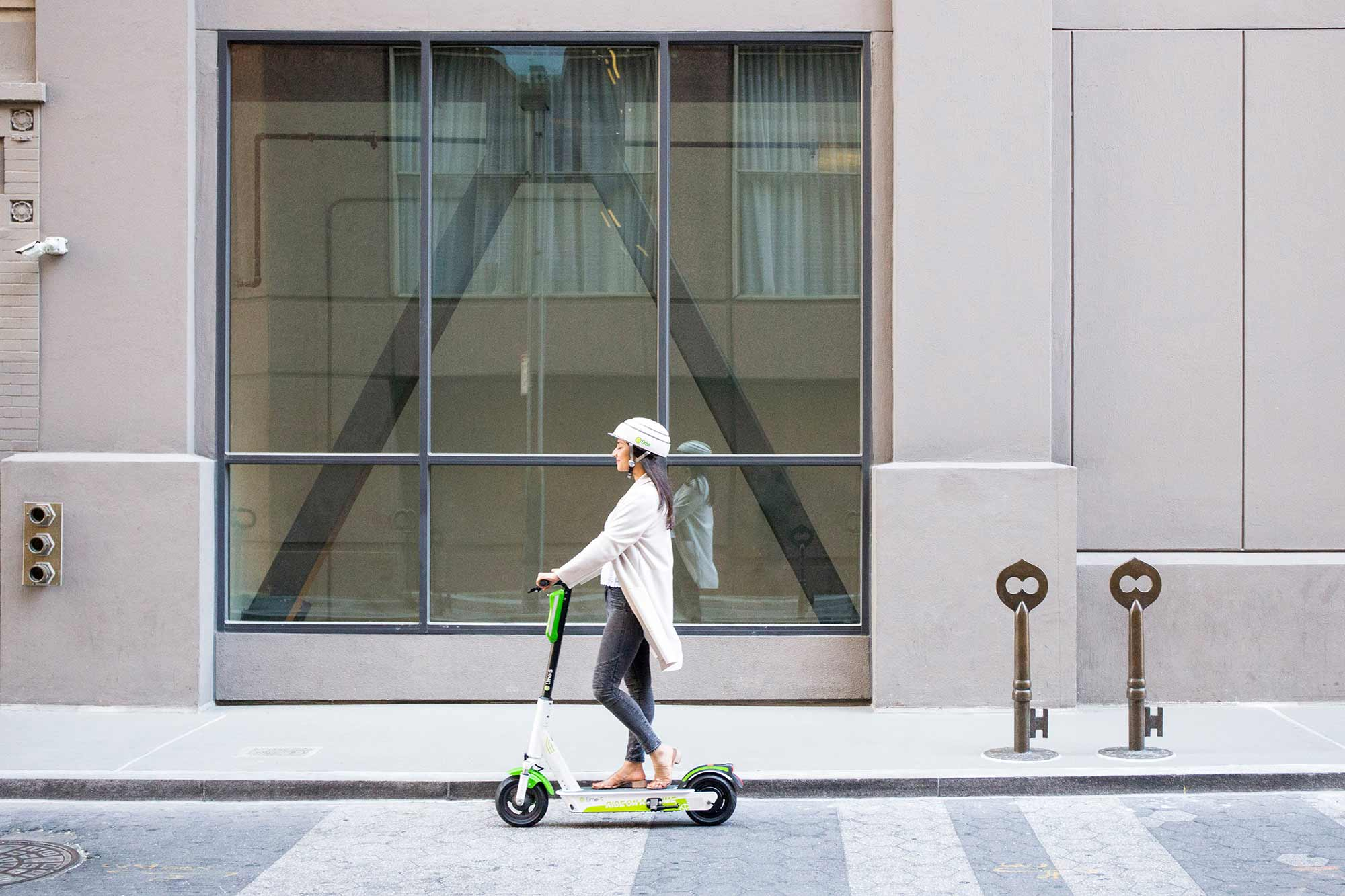 Lime partially suspends its scooter service due to coronavirus